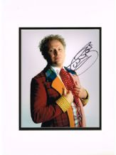 Colin Baker Autograph Photo Signed - Dr Who